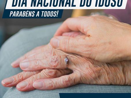 1º de outubro - DIA NACIONAL DO IDOSO