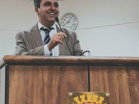 DR. SAULO DENTISTA ANUNCIA  PRÉ-CANDIDATURA A PREFEITO