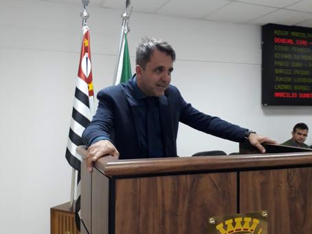 SAULO DENTISTA CONCORRE À PRESIDÊNCIA DA CÂMARA HOJE (13), ÀS 17h