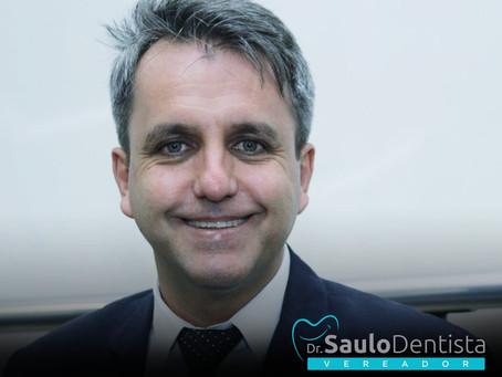 Saulo Dentista diz que símbolo de autistas deve ser mais divulgado