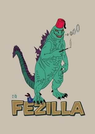 Fezilla