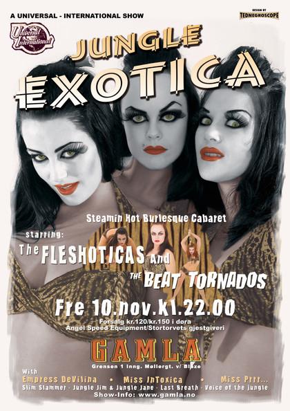 Poster Burlesque