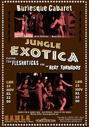 Plakat Burlesque