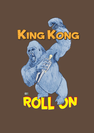 King Kong-Roll On