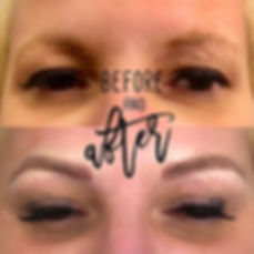 Forget diamonds! Lashes and brows are a