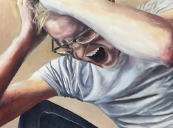 Self-Portrait of Stress