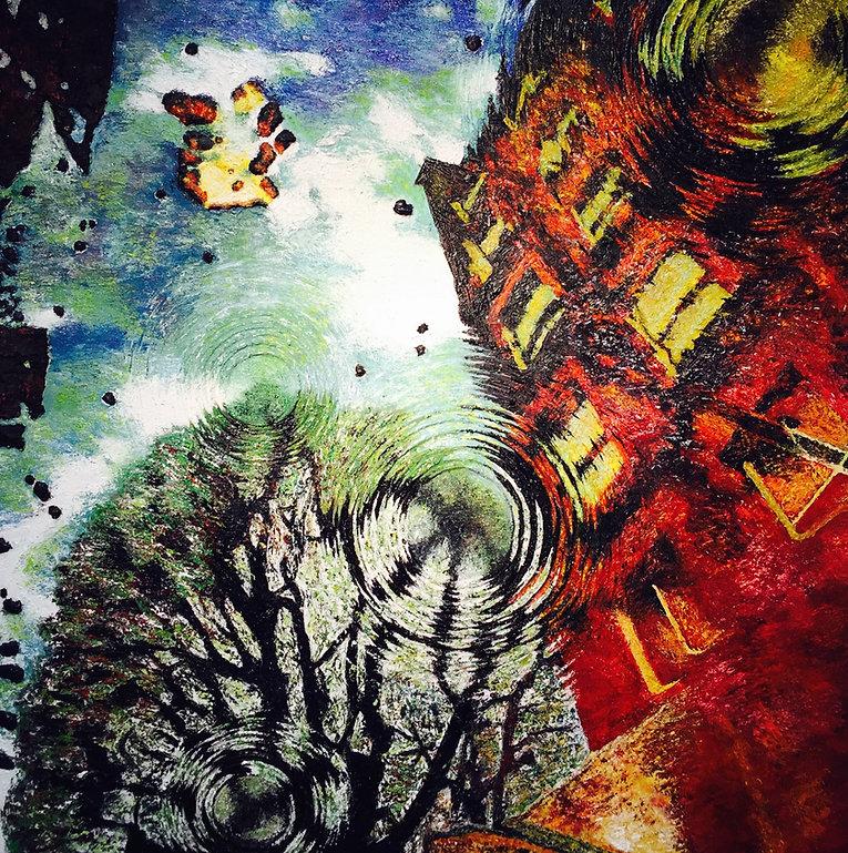Harrow School Art Mark Keffer Paintings