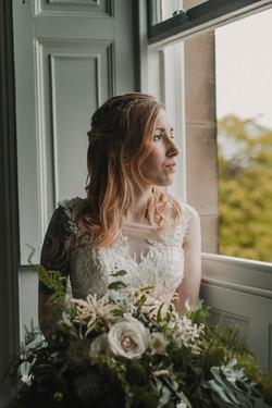 Brides Posy