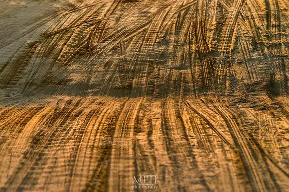 Tracks in Dust
