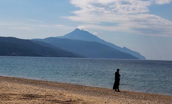 Monk from Hilandar Monastery
