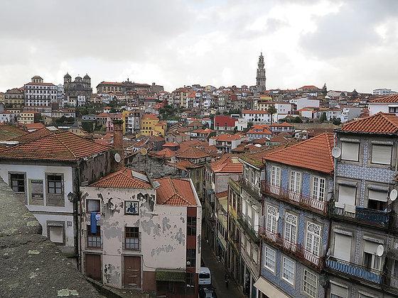 Porto after the Rain