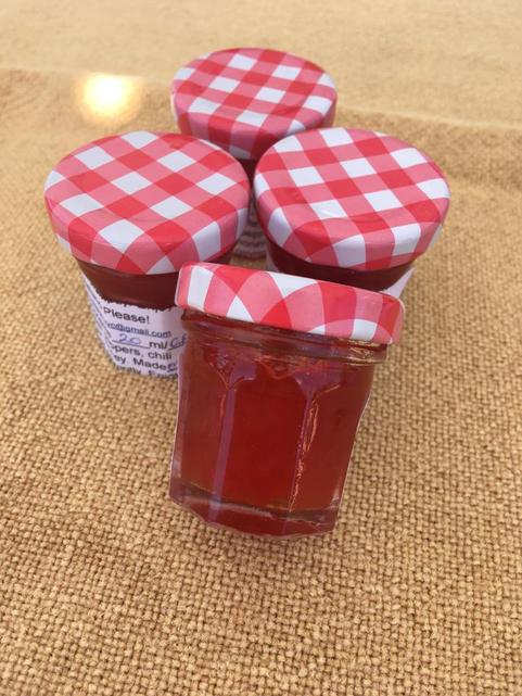 Spicy Marmalade