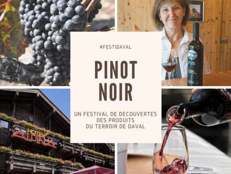#Festidaval : Pinot Noir