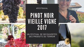 #FestiDaval: Pinot Noir Vieille Vigne 2017