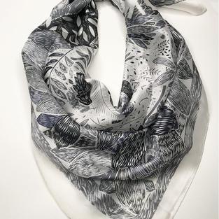 Silk Blend Scarf