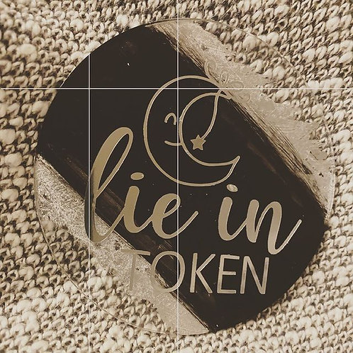 Lie In Token Disks