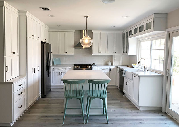 The Modern Farmhouse Kitchen Reveal