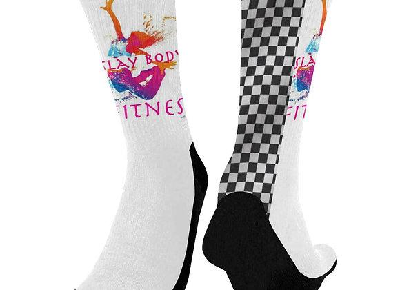 Slay Body Mid-Calf Socks