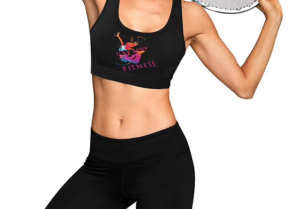 Slay Body Fit Sports Bra