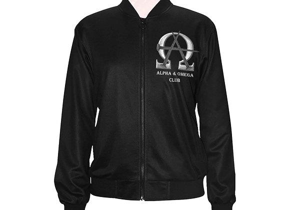 Alpha & Omega Club MM Flight Jacket