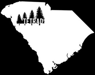 South Carolina with Tetrad Trees