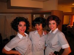 Here I Am - Maids backstage