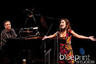 Jodie Harris w John Bucchino - Photo: Blueprint Studios
