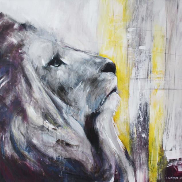 Generative  lion