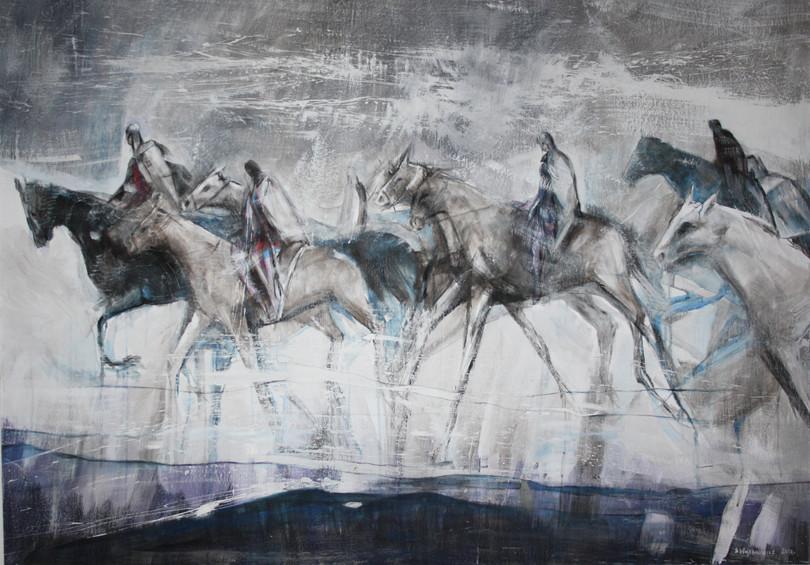 Hipika   |   Horse Painting