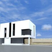 Model budynku
