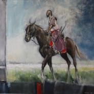 Jeździec tatarski
