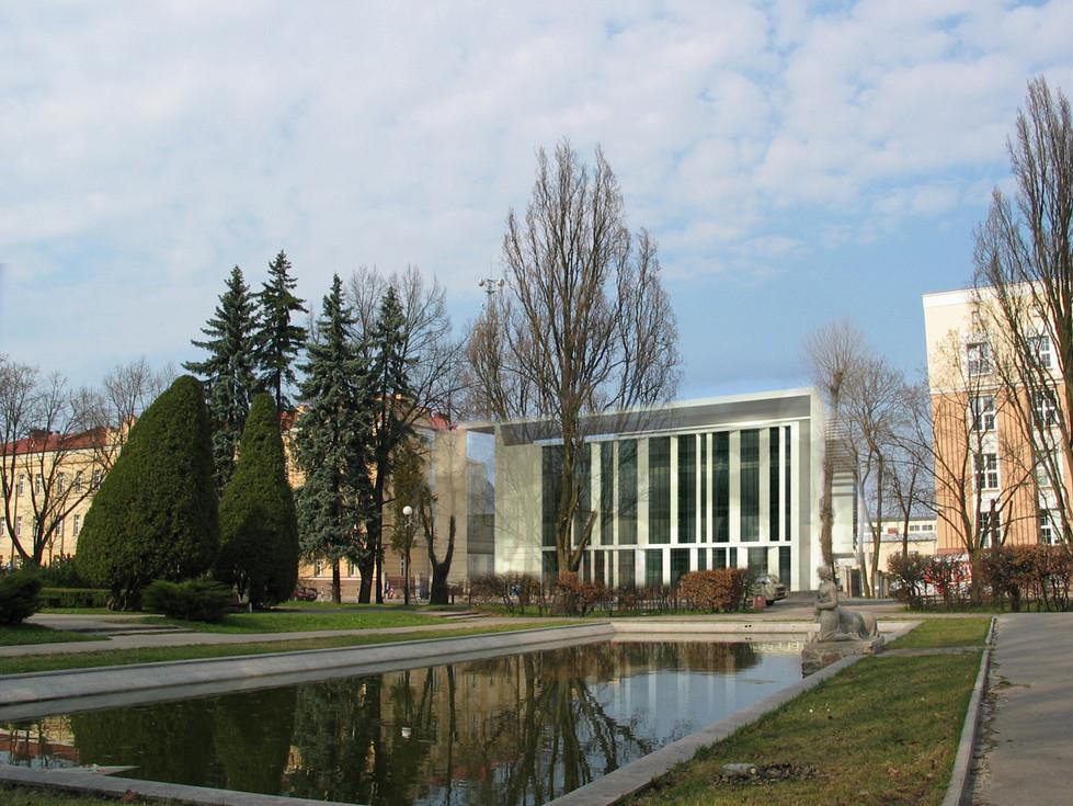 architektura publiczna | public utility architecture