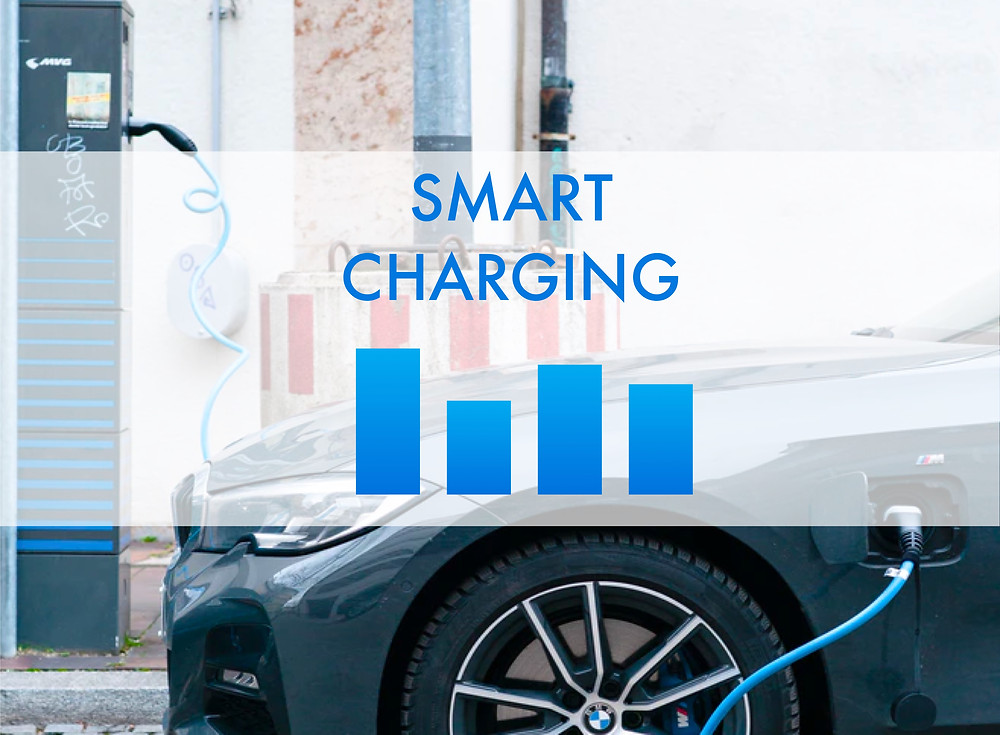 Send EV charging profiles to your OCPP charging station