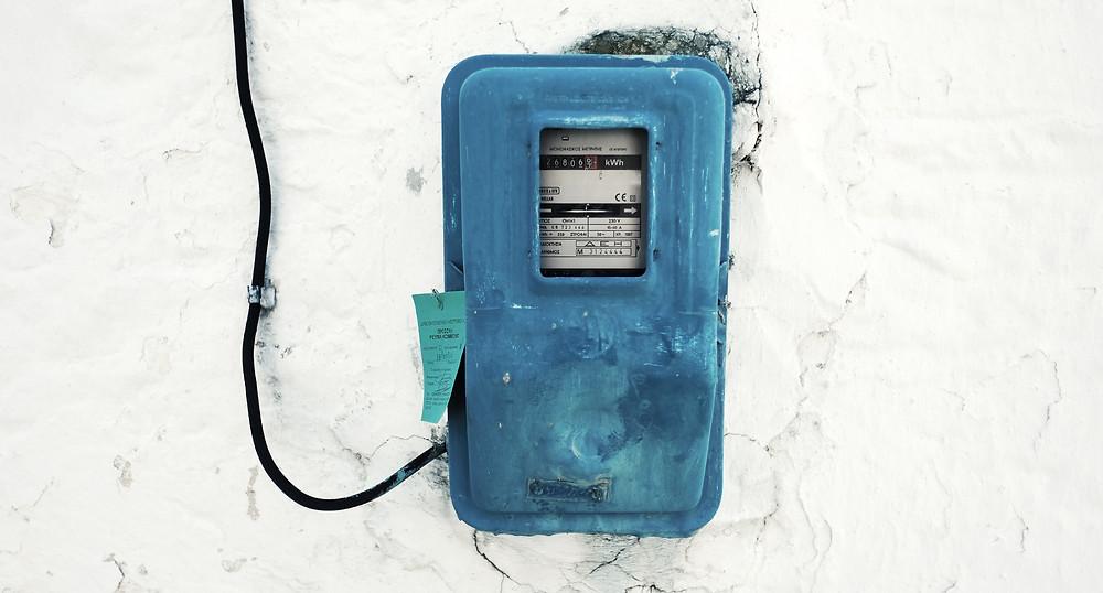 smart metering vehicle