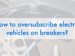 Clearing up Confusion over electric vehicles, smart charging, and the NEC 80% rule