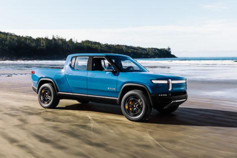 Electric-Powered Light-Duty Trucks (LDTs)