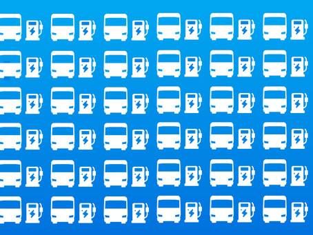 A Case Study: How to Charge 100 Electric Buses