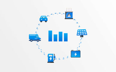 smart grid for electric vehicles chargin