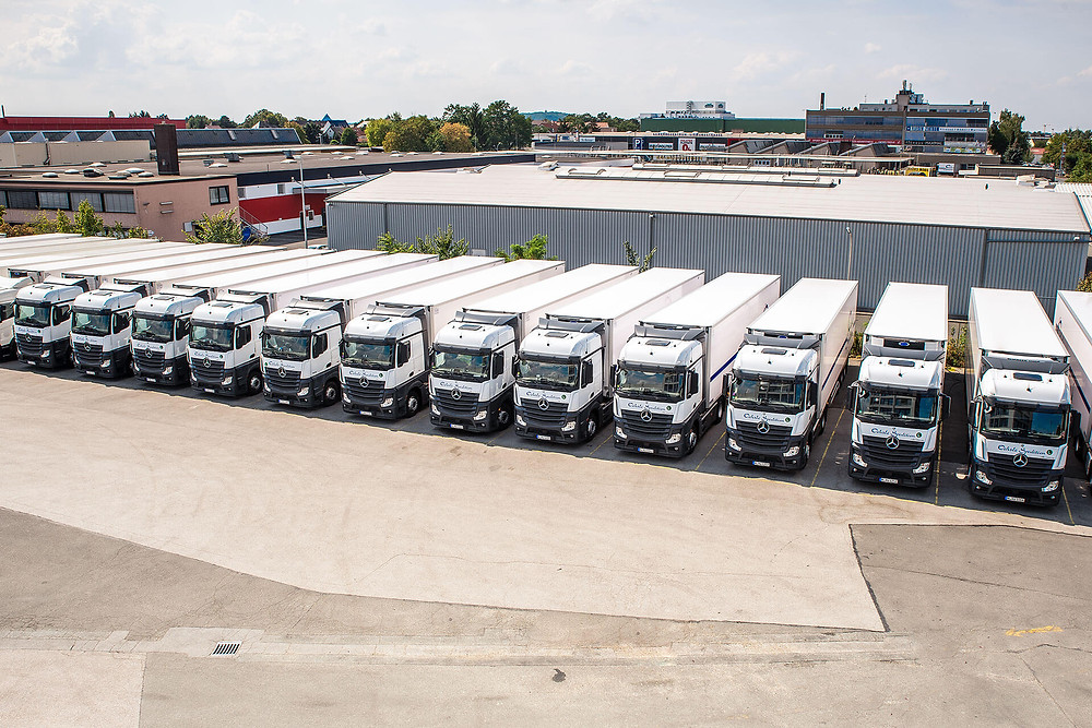 middle mile fleet that can be electrified