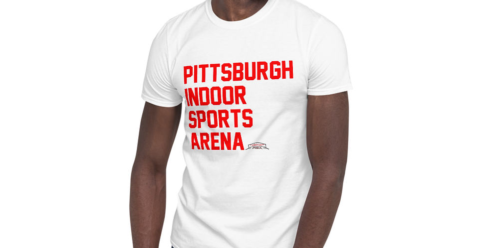 Pittsburgh Indoor Sports Arena Text Shirt