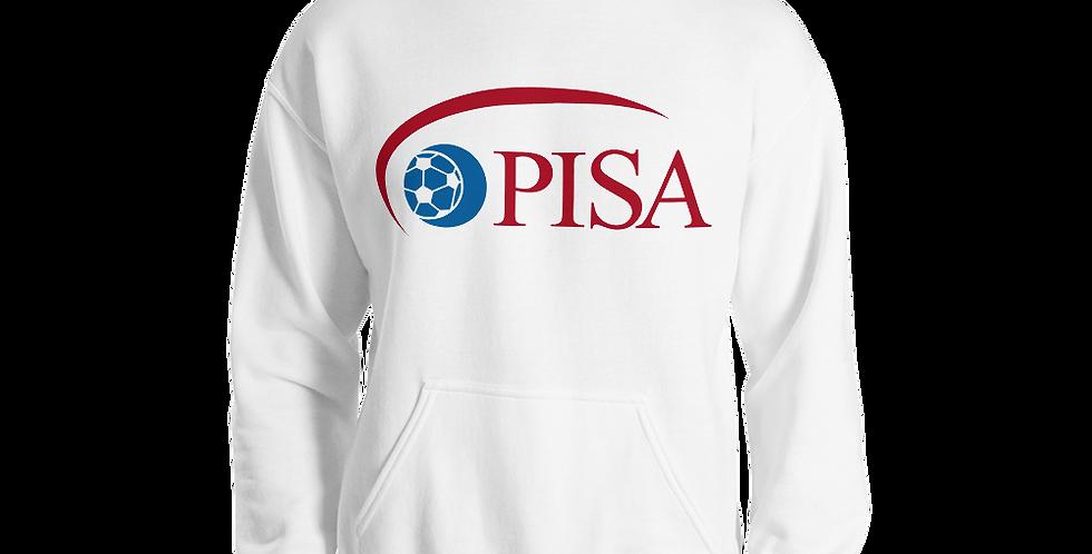 Men's Vintage PISA Logo Hoodie