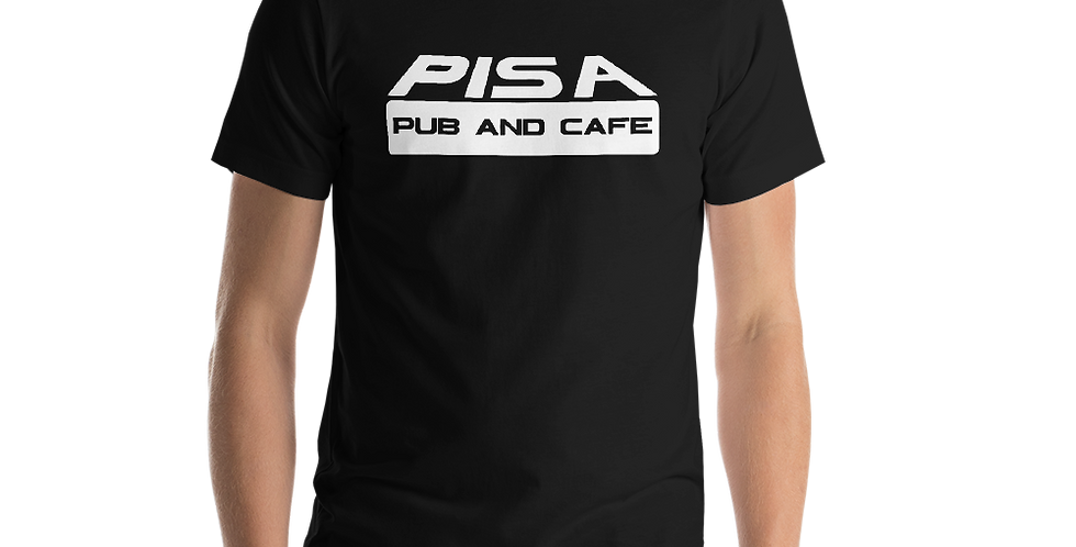 Men's PISA Pub & Grille Short-Sleeve Tee Shirt