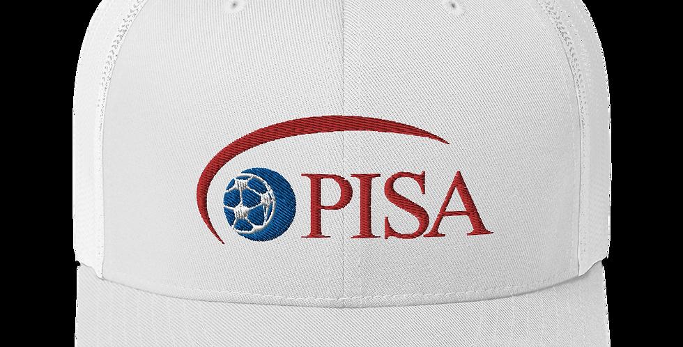 PISA Vintage Logo Trucker Cap