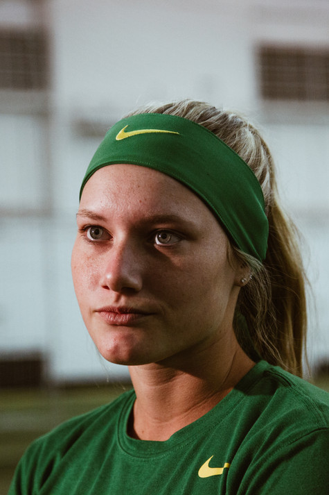 JASMINE SIEVERS (OREGON SOFTBALL)