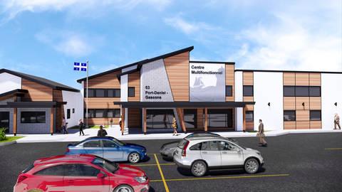 Centre multifonctionnel Port-Daniel-Gascons