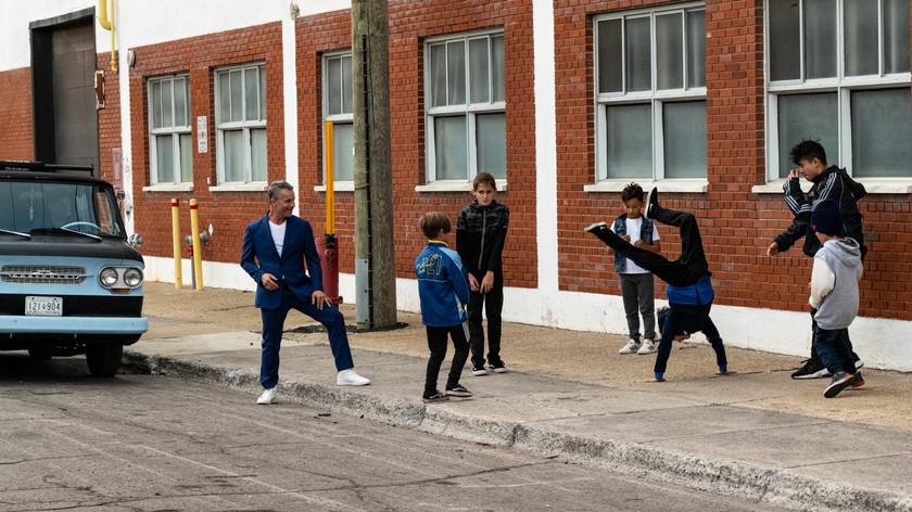 Making-of du vidéoclip Loin loin de la ville - Bruno Pelletier