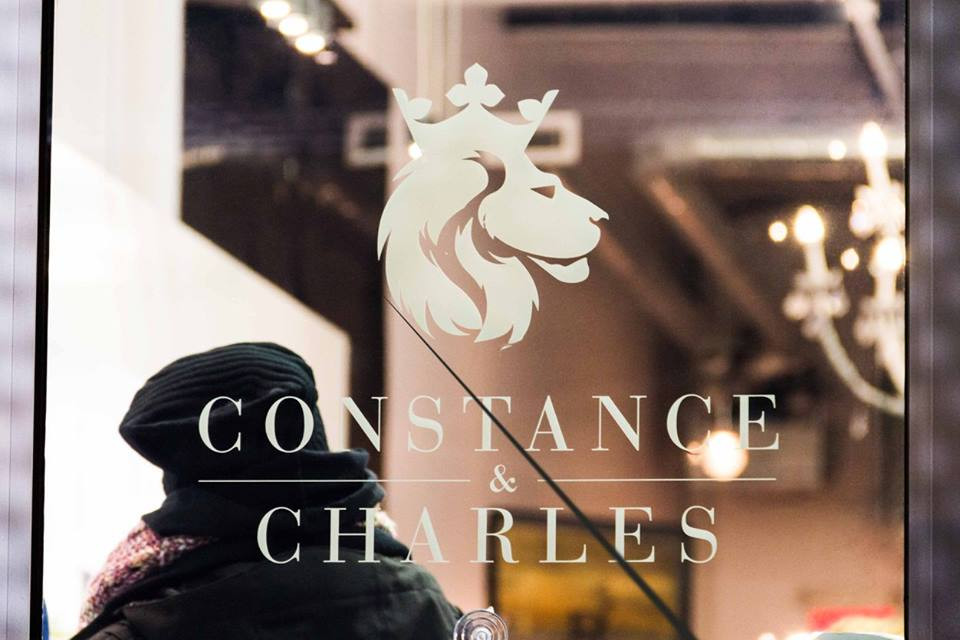 Constance & Charles