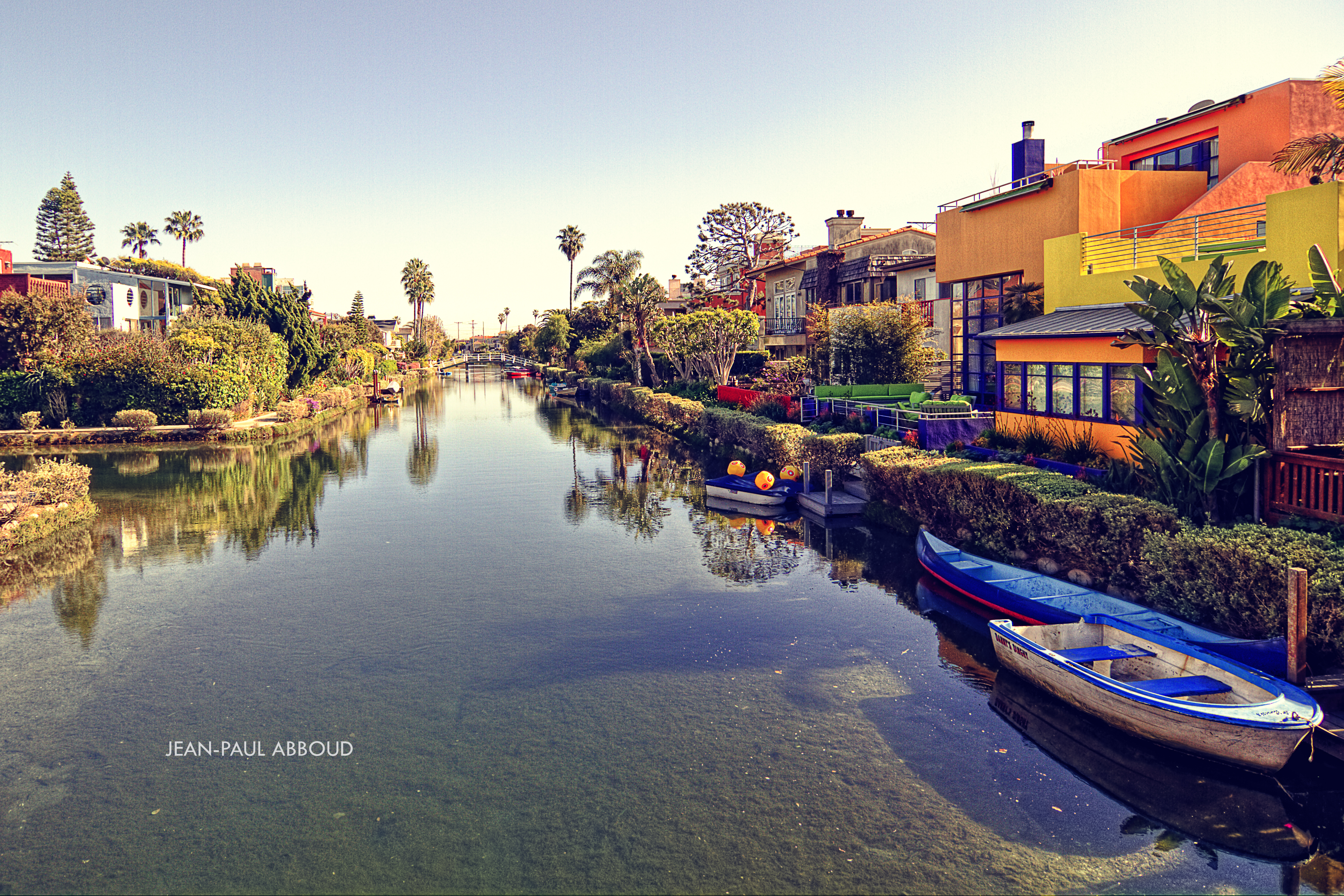 The Venice Canals - Venice, CA