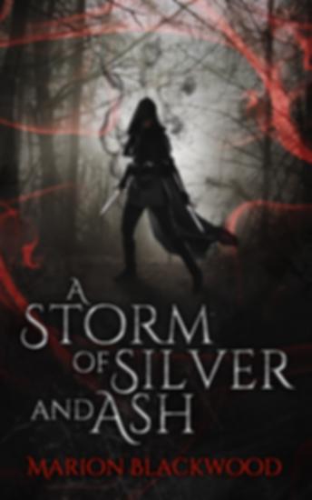 Fantasy novel A Storm of Silver and Ash