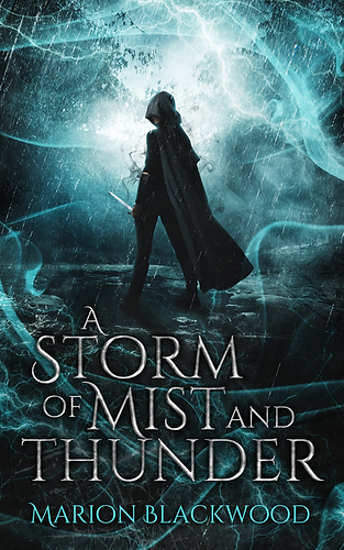Fantasy novel A Storm of Mist and Thunde